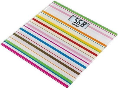 Beurer GS27 HappyStripes personenweegschaal