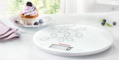 Soehnle Flip Design Edition White keukenweegschaal
