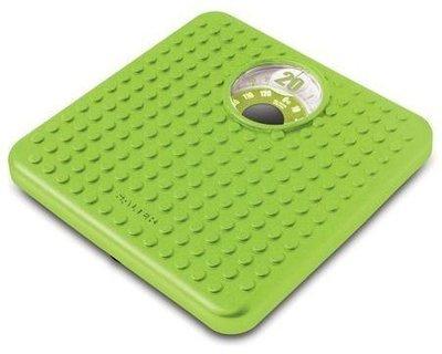 Salter Compact groen personenweegschaal