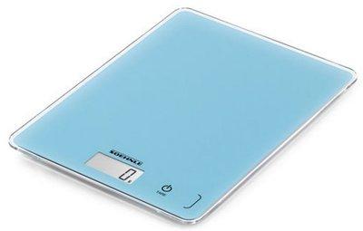 Soehnle Page Compact 300 pale blue keukenweegschaal