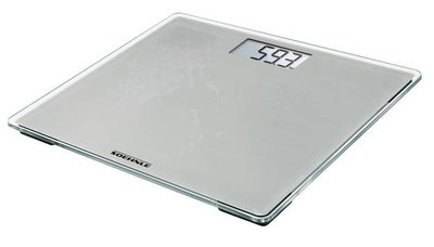 Soehnle Style Sense Compact 200 grijs personenweegschaal