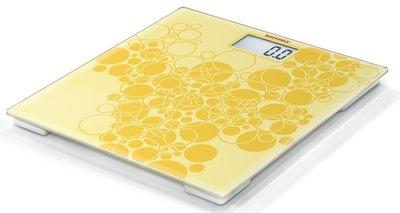 Soehnle Pino Pastel Yellow personenweegschaal