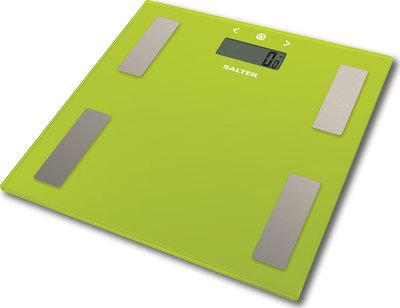 Salter Glass groen analyseweegschaal