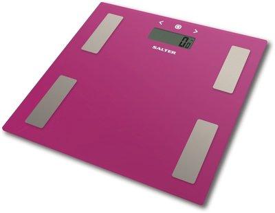 Salter Glass roze analyseweegschaal