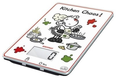 Soehnle Kitchen Chaos keukenweegschaal